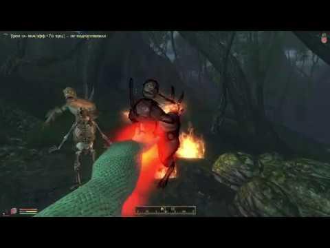 Прохождение TES 4: Oblivion. Дрожащие острова (Shivering Isles) #32: Побочные квесты ч.1
