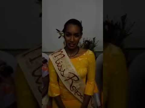 Miss Pacific Islands Pageant Contestants 2017