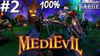 Zagrajmy w MediEvil 2019 PL (100%) odc. 2 - Wzgórze cmentarne