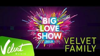 #VelvetFamily на Big Love Show 2018 / Backstage / Питер-Москва-Екатеринбург