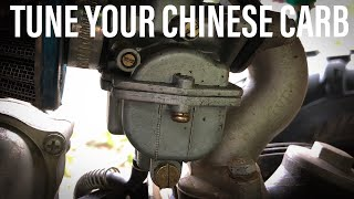 trying out the new parts ! chinese ATV upgrades part 3