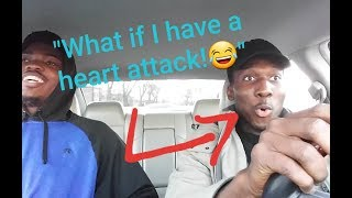 I let my friend drive my car and he went CRAZY!!