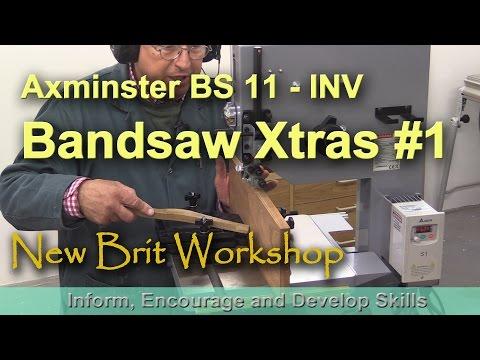 Bandsaw Xtras #1