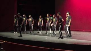 troy university xi beta alphas 2016 step tease