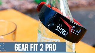 Samsung Gear Fit 2 Pro review, ahora MUCHO más PRO