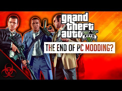 GTA V: THE END OF PC MODDING? OpenIV VS Take-Two Interactive & Rockstar Games