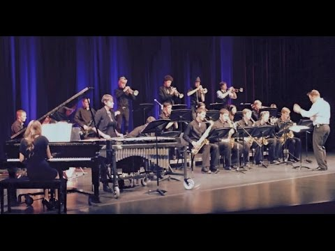 Central Valley High School Jazz Band I Performing Totos Africa