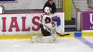 PIHL Penguins Cup Playoffs Class 1A First Round - Fox Chapel vs Sewickley Academy