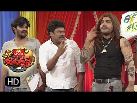 Sudigaali Sudheer Performance  Extra Jabardsth  23rd December 2016 ETV  Telugu