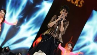 Gambar cover Singer Bhoomi Trivedi Singing Ram Chahe Leela Live Performance