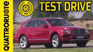 Bentley Bentayga 6.0 2016 Test Drive
