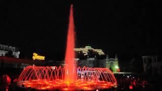 Кисловодский фонтан. Вальс