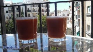 Gazpacho Andaluz - Recipe.