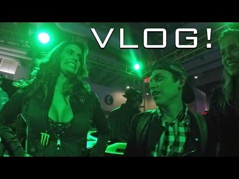 Encontrándome a Steve Aoki! | VLOG EGS con G2A