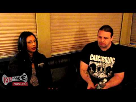 George Fisher Of Cannibal Corpse On Dethklok (Part 3 Of 7)