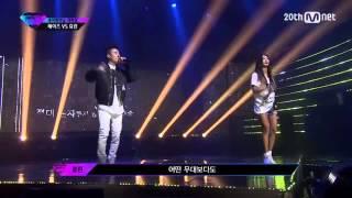 151106 Unpretty Rapstar 2 preview Heize feat Chanyeol