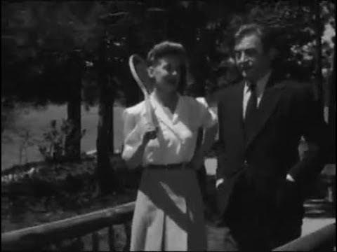 Jessica Rains remembering Claude Rains and Bette Davis