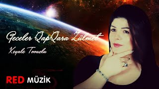 Xeyale Tovuzlu - Derdim 2020  Geceler QapQara Zulmet  Resimi