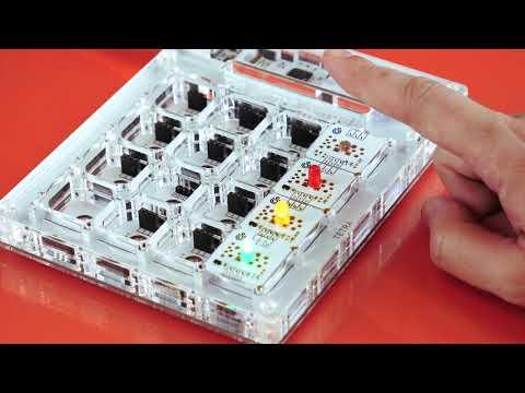 Набор  «Tetra» — визуальное программирование Arduino на Scratch для детей. Железки Амперки