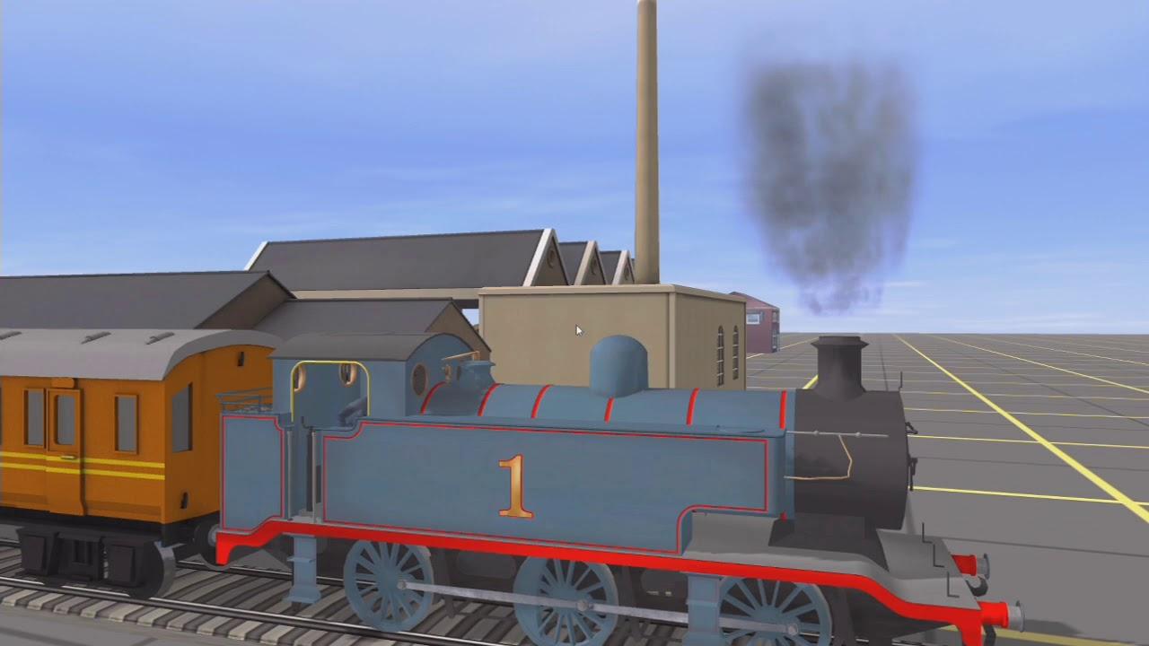 Trainz RWS And NWR Thomas By Seb R