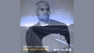 Deorro & Chris Brown - Five More Hours (Speed Up Mix)
