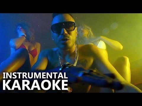 Marracash ft. Salmo e Coez: A VOLTE ESAGERO (Karaoke - Instrumental)
