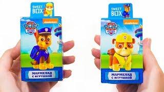 ЩЕНЯЧИЙ ПАТРУЛЬ Іграшки по мультику від СВИТБОКС Сюрпризи НОВИНКА Paw Patrol
