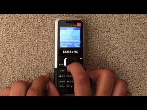 Samsung E1120 Ringtones