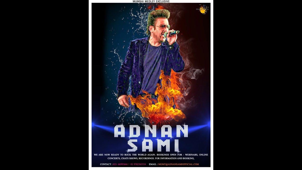 #mmexclusive   Adnan Sami   Showreel   Mumbai Medley