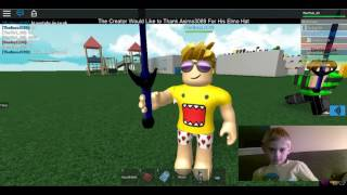TheTick_09 and JCBoss99 Roblox Session 2
