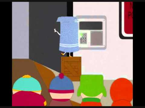 South Park: (Towelie) remembers funkytown -remix-
