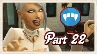 The Sims 4 Vampires//Part 22 - HAPPY BIRTHDAY CLEO