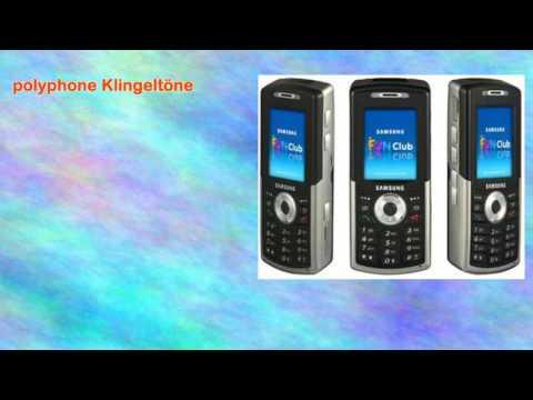 Samsung Sghi300 Handy
