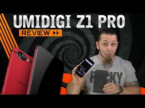 UMIDIGI Z1 PRO 📱 Flaches AMOLED Smartphone [Review, German, Deutsch]
