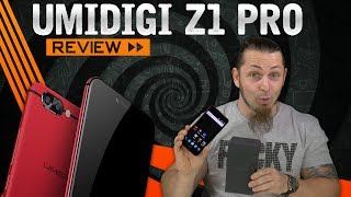 UMIDIGI Z1 PRO 📱 Flaches AMOLED Smartphone [Review, German, Deutsch]