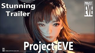 Project EVE Unbelievable And Stunning First Trailer Tease Xbox One PS4 PC