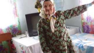Припять-2013. Бабушка-самоселка, 85 лет.