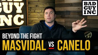 Could Jorge Masvidal vs Canelo Alvarez actually happen?
