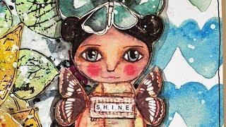 Freitag Fun - Erstellen Magie, mini-journal für AB studio