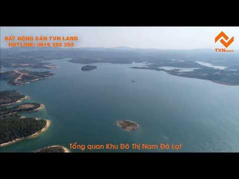 Tổng quan dự án Khu Đô Thị Nam Đà Lạt | Bất Động Sản TVN Land – Thuộc TVN Group