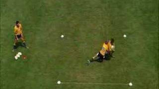 Side On Tackle Variations - Ford Academy Training Tip #08