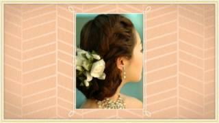 Свадебные прически - 100 моделей - длинные волосы