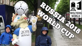 Visit Russia - World Cup 2018 Word of Advice