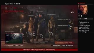 COD WWII  Zombies Gameplay Massive War DLC 3 Tortured Path