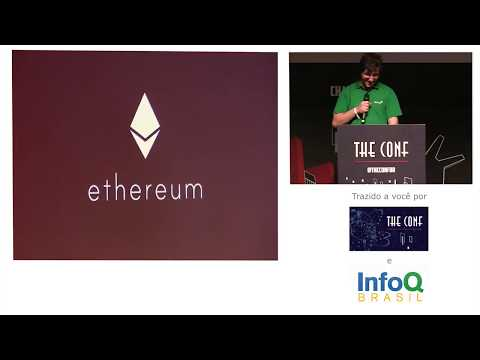 Developing Distributed Apps on the Ethereum Blockchain - Bernardo Amorim e Victor Maia