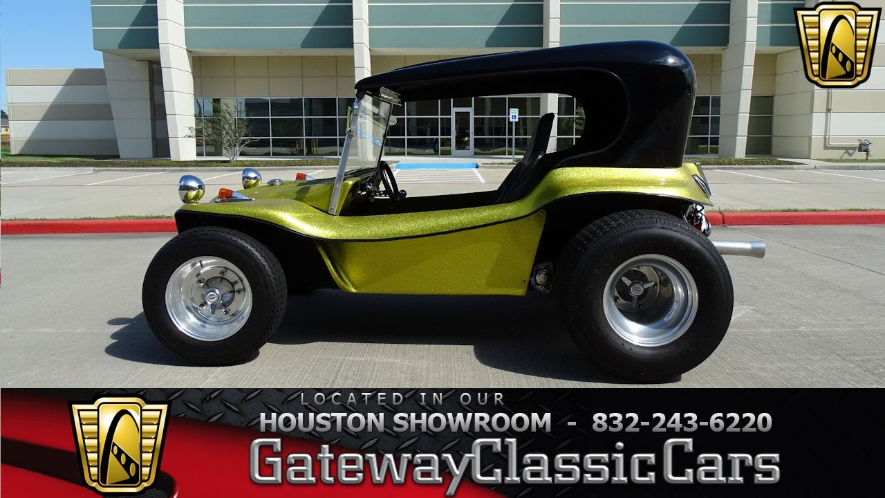 1962 Volkswagen Dune Buggy Gateway Classic Cars #652 Houston ...