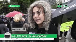 #NiUnaMenos: contundente grito contra los femicidios