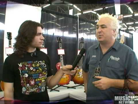 TMNTV - CHARLIES GUITAR SHOP Interview