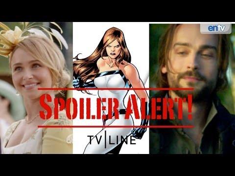 """Sleepy Hollow"" Romance, Marvel/Netflix Lowdown, ""Arrow"" Scoop, ""Nashville"", More - Spoiler Alert!"