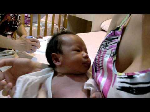 怎麼幫寶寶洗澡2